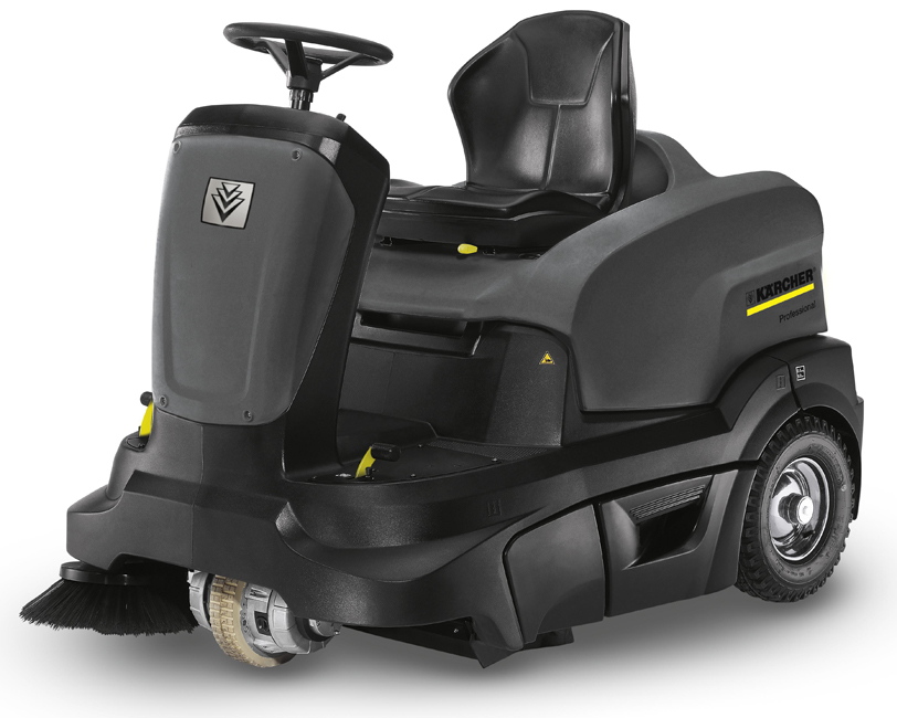 Подметальная машина Karcher KM 90/60 R Bp (без АКБ)