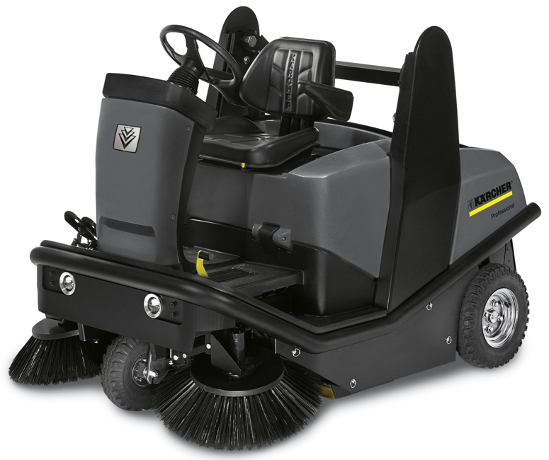 Подметальная машина Karcher KM 120/150 R Bp (без АКБ)