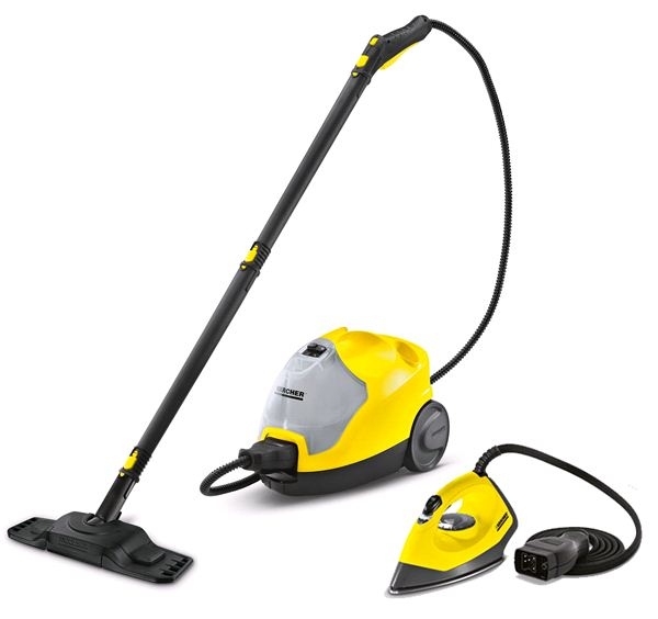 Пароочиститель Karcher SC 4 + Iron Kit (Утюг в комплекте)