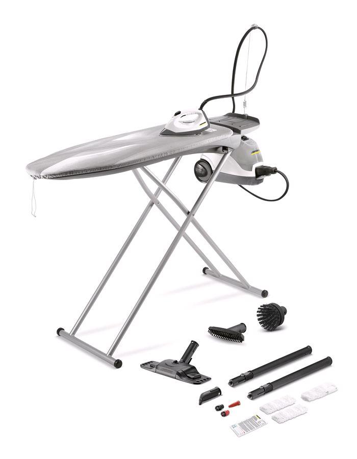 Гладильная система Karcher SI 4 Premium Iron Kit (Утюг в комплекте) *EU