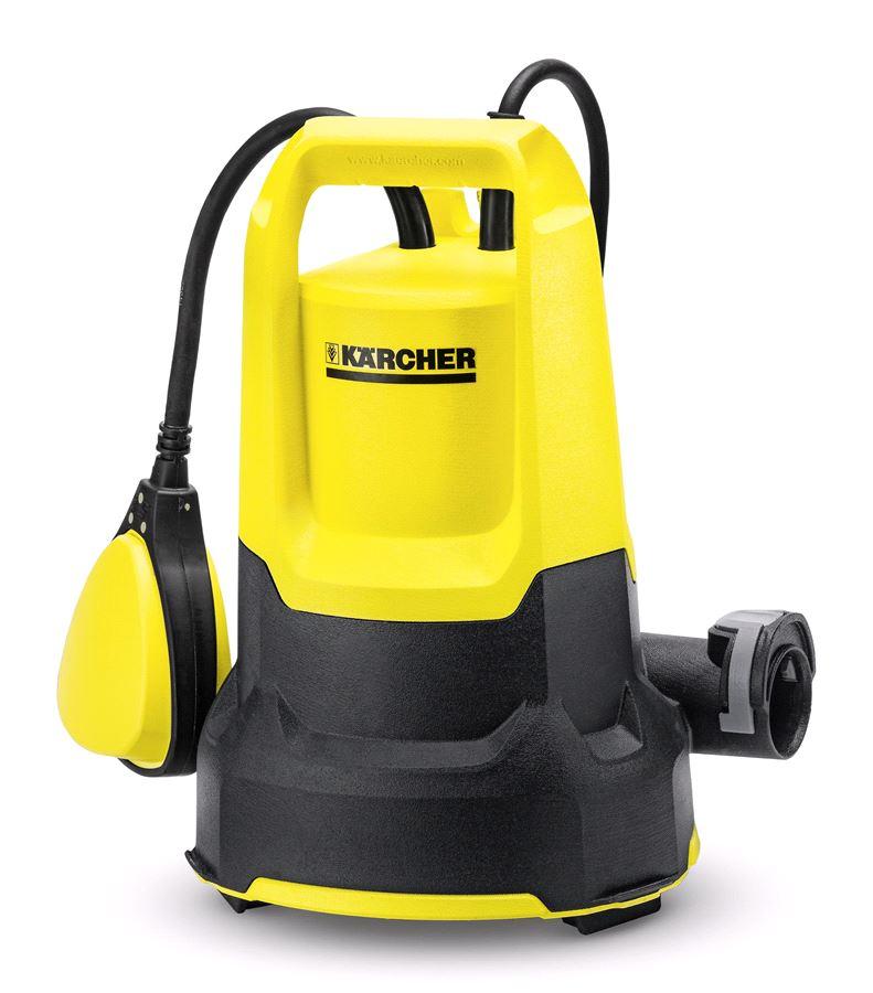 Погружной насос для чистой воды Karcher SP 2 Flat