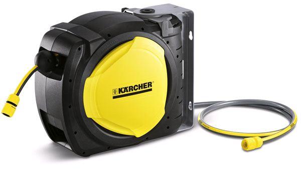 Автоматическая катушка Karcher CR 7.220 Premium со шлангом PrimoFlex 1/2' (20м)