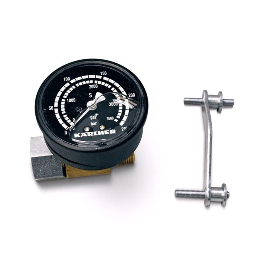 Контрольный манометр от 0 до 250 бар