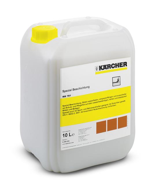 RM 781 (10л) Специальное защитное средство Karcher
