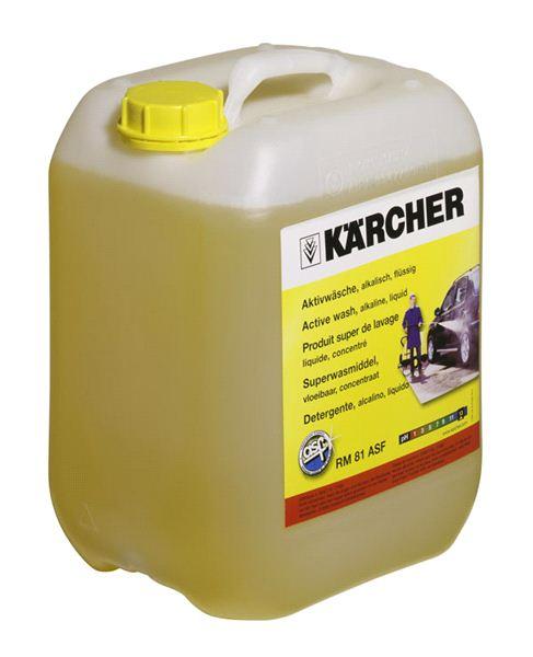 Щелочное чистящее средство Karcher RM 81 (20 л.)
