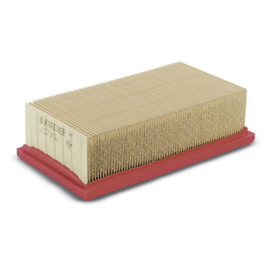 Плоский складчатый фильтр для пылесосов SE ( 5.100, 6.100, 3001)