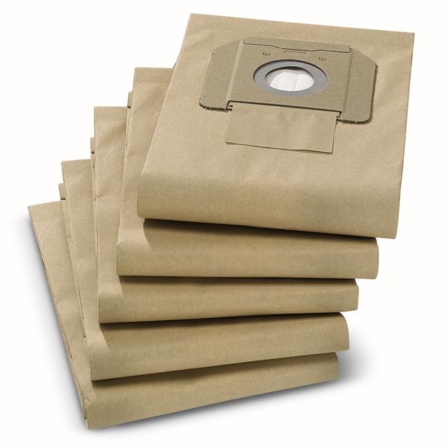 Бумажные фильтр-мешки для пылесоса серии (NT 35/1)