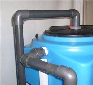 Установка очистки и рециркуляции воды СОРВ-2/800-Р-2Ф