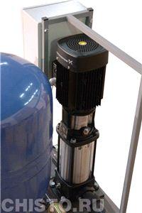 Установка повышения давления - Насосная станция НС-100/4,8-100