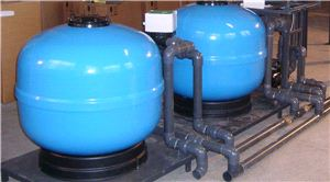 Установка очистки и рециркуляции воды СОРВ-25/2500-Р-2Ф-АП