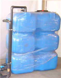 Установка очистки и рециркуляции воды СОРВ-5/1500-А-АП