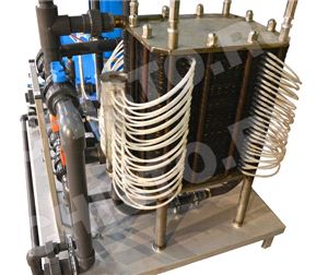 Установка ультрафильтрации воды мембранная УФМ-0,5(С)