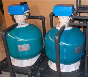 Установка очистки и рециркуляции воды СОРВ-5/1500-Р-2Ф
