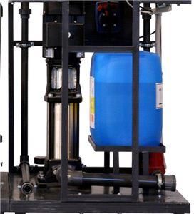 Установка очистки и рециркуляции воды СОРВ-5/1500-Р-АП