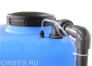 Установка очистки и рециркуляции воды  СОРВ-1/120-Р-Д