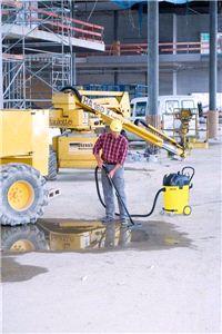 Пылесос для влажной и сухой уборки Karcher NT 45/1 ECO Tact