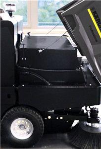 Подметальная машина Karcher KM 150/500 R Lpg
