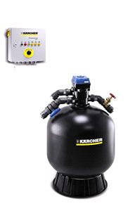 Установка оборотного водоснабжения Karcher WRP 16000