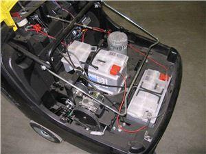 Подметально-всасывающая машина Karcher KM 85/50 W Bp Pack