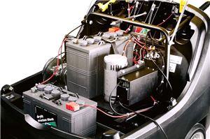 Подметально-всасывающая машина Karcher KM 85/50 W Bp Pack Adv