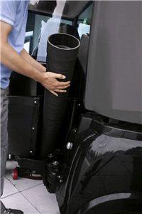 Подметально-вакуумная коммунальная машина Karcher MC 50 D Advanced