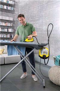 Гладильная система Karcher SI 4 + Iron Kit (Утюг в комплекте)