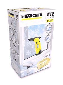 Стеклоочиститель Karcher WV 2 Plus