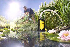 Погружной насос для грязной воды SDP 18000 IQ Level Sensor