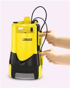 Погружной насос для чистой воды Karcher SCP 16000  IQ Level Sensor