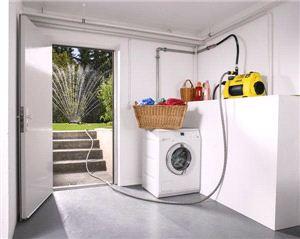 Станция водоснабжения Karcher BP 4 Home & Garden eco!ogic