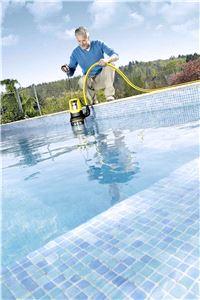Погружной насос для чистой воды Karcher SP 6 Flat Inox