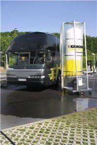 Одно щеточная система для мойки груз. транспорта Karcher RBS 6012