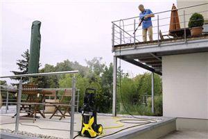 Комплект шланг высокого давления с пистолетом (7.5м)