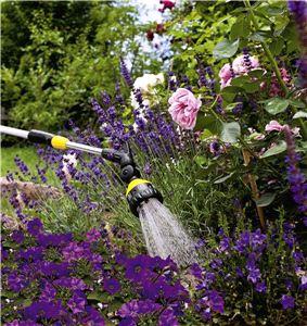 Садовый душ с распылителем на штанге Karcher