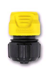 Универсальный коннектор с функцией Aqua Stop  для шланга