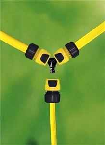 Универсальный коннектор Plus  для шланга  с функцией Aqua Stop