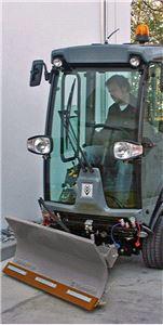Снегоуборочный отвал для коммунальной машины Karcher MC 50