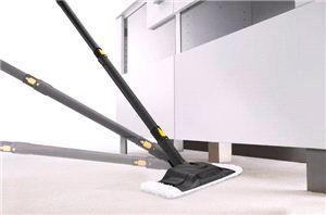 Набор мопов для насадки Karcher Comfort Plus для пароочистителей