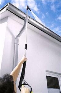 Гибкая струйная трубка (180*) для минимойки
