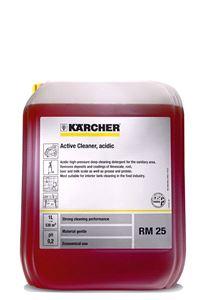 Кислотное активное чистящее средство Karcher RM 25 (10л)