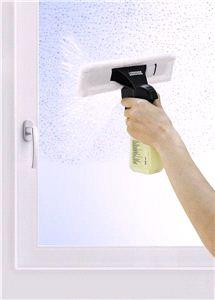 Концентрат моющего средства Karcher для чистки стекол (4х20мл.)