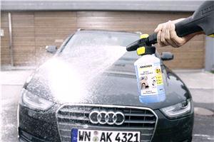 Средство для ухода за автомобилями при помощи насадки для пены (1 л.)
