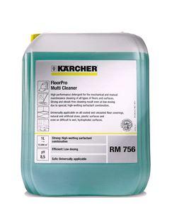 FloorPro RM 756 Multi Cleaner Универсальное чистящее средство Karcher