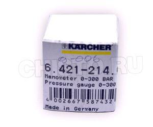 Манометр 0-300 бар для HD1090