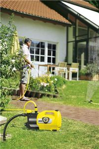 Насос садовый Karcher GP 60 Mobile Control