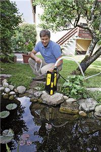 Погружной насос для грязной воды Karcher SDP 14000 IQ Level Sensor