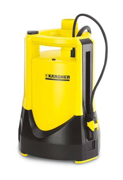 Погружной насос для чистой воды Karcher SCP 12000 IQ Level Sensor