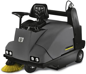 Подметальная машина Karcher KMR 1250 BAT