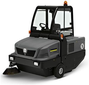 Подметальная машина Karcher KM 150/500 R Bp (без АКБ)
