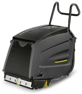 Аппарат для очистки эскалаторов и травалаторов BR 47/35 Esc